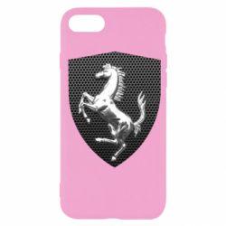Чохол для iPhone SE 2020 Stallion metal