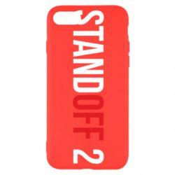 Чехол для iPhone SE 2020 Standoff 2 logo