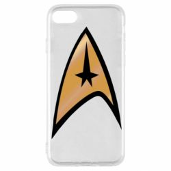 Чехол для iPhone SE 2020 Star Trek Logo