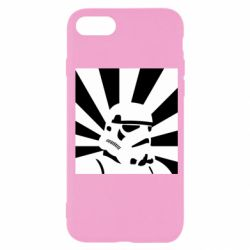 Чехол для iPhone SE 2020 Star Wars Dro