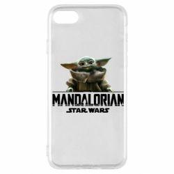 Чехол для iPhone SE 2020 Star Wars Yoda beby
