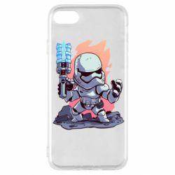 Чохол для iPhone SE 2020 Stormtrooper chibi