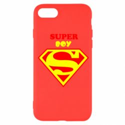 Чохол для iPhone SE 2020 Super Boy