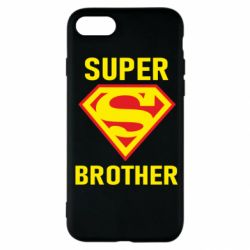 Чехол для iPhone SE 2020 Super Brother