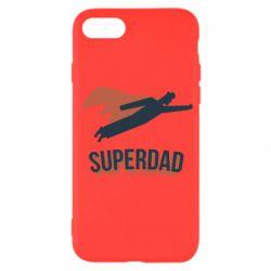 Чохол для iPhone SE 2020 Super dad flies