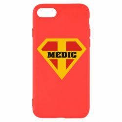 Чохол для iPhone SE 2020 Super Medic