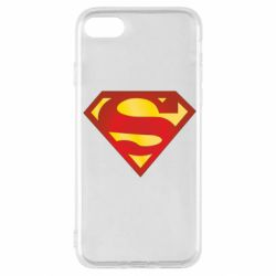 Чехол для iPhone SE 2020 Superman Classic