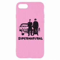 Чохол для iPhone SE 2020 Supernatural Брати Вінчестери