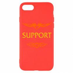 Чехол для iPhone SE 2020 Support