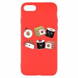 Чохол для iPhone SE 2020 Sushi