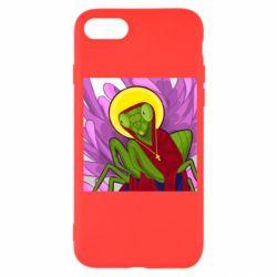 Чохол для iPhone SE 2020 Святий богомол