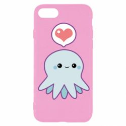 Чохол для iPhone SE 2020 Sweet Octopus