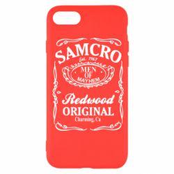 Чохол для iPhone SE 2020 Сини Анархії Samcro