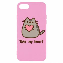 Чохол для iPhone SE 2020 Take my heart