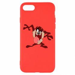 Чехол для iPhone SE 2020 Таз Тасманский дьявол