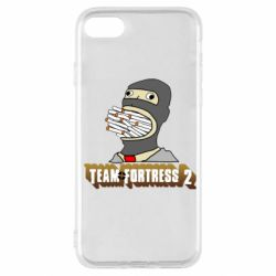 Чехол для iPhone SE 2020 Team Fortress 2 Art