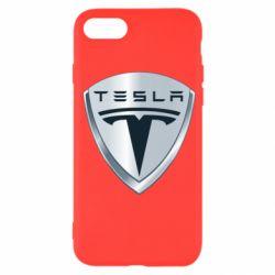 Чехол для iPhone SE 2020 Tesla Corp