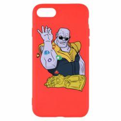 Чохол для iPhone SE 2020 Thanos Art