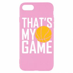 Чохол для iPhone SE 2020 that's My Game