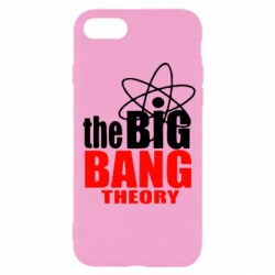 Чохол для iPhone SE 2020 The Bang theory Bing