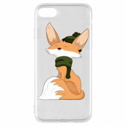 Чохол для iPhone SE 2020 The Fox in the Hat