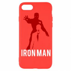 Чехол для iPhone SE 2020 The Invincible Iron Man