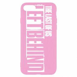 Чохол для iPhone SE 2020 The Last of us Left Behind