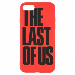 Чохол для iPhone SE 2020 The Last of Us