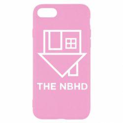 Чехол для iPhone SE 2020 THE NBHD Logo