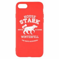 Чехол для iPhone SE 2020 The North Remembers - House Stark