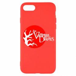 Чехол для iPhone SE 2020 The Vampire Diaries