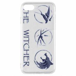 Чехол для iPhone SE 2020 The witcher pendants