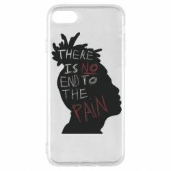 Чехол для iPhone SE 2020 There is no and to the pain