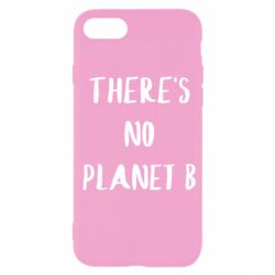 Чохол для iPhone SE 2020 There's no planet b