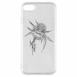 Чохол для iPhone SE 2020 Thistle