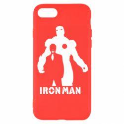 Чохол для iPhone SE 2020 Tony iron man