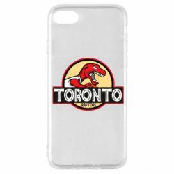 Чехол для iPhone SE 2020 Toronto raptors park