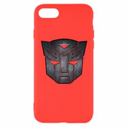 Чохол для iPhone SE 2020 Transformers Logo