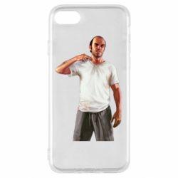 Чехол для iPhone SE 2020 Trevor
