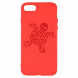 Чохол для iPhone SE 2020 Turtle fossil