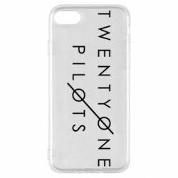 Чохол для iPhone SE 2020 Twenty One Pilots