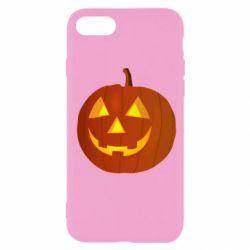 Чохол для iPhone SE 2020 Тыква Halloween