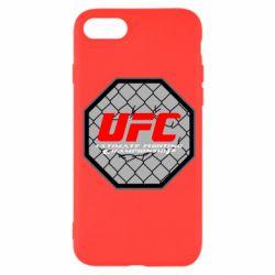 Чехол для iPhone SE 2020 UFC Cage