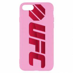 Чехол для iPhone SE 2020 UFC Main Logo