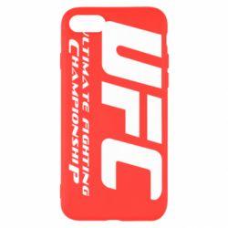 Чехол для iPhone SE 2020 UFC
