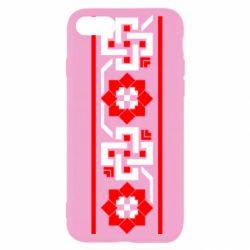 Чохол для iPhone SE 2020 Украіінський орнамент