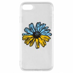 Чехол для iPhone SE 2020 Українська квітка