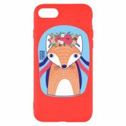 Чохол для iPhone SE 2020 Українська лисиця