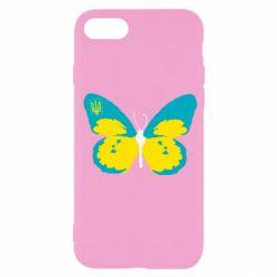 Чохол для iPhone SE 2020 Український метелик