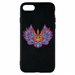 Чохол для iPhone SE 2020 Український тризуб арт